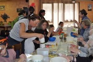 Foyer Logement - Atelier Enfants